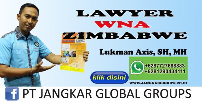 LAWYER WNA ZIMBABWE LUKMAN AZIS SH MH