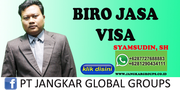 BIRO JASA VISA SYAMSUDIN SH