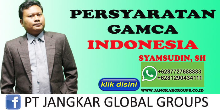 PERSYARATAN MEDICAL GAMCA INDONESIA SYAMSUDIN SH