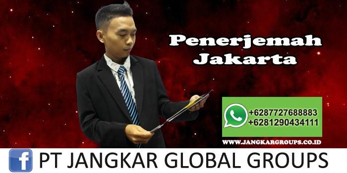 Penerjemah Jakarta