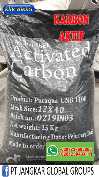 ACTIVATED CARBON FROM INDONESIA