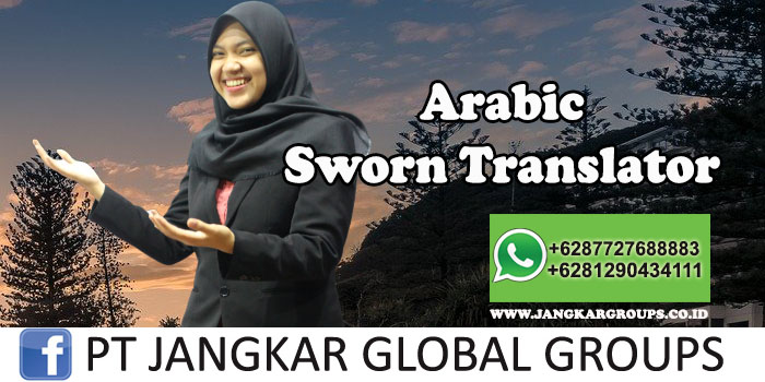 Arabic Sworn Translator
