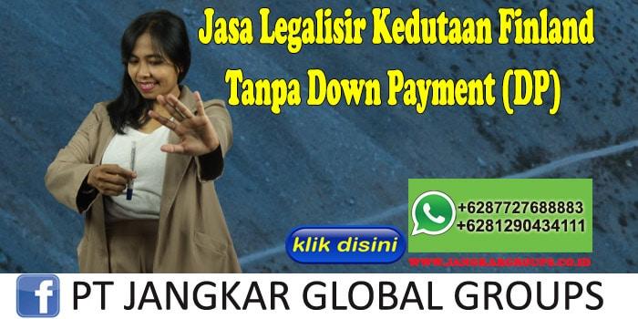 Jasa Legalisir Kedutaan Finland Tanpa Down Payment (DP)