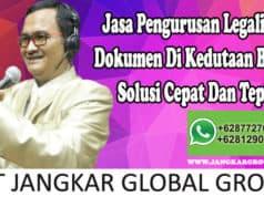 Jasa Pengurusan Legalisasi Dokumen Di Kedutaan Besar