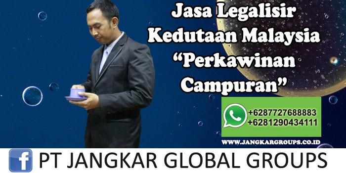 Legalisir Kedutaan Malaysia Perkawinan Campuran