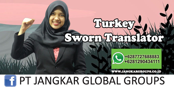 Turkey Sworn Translator