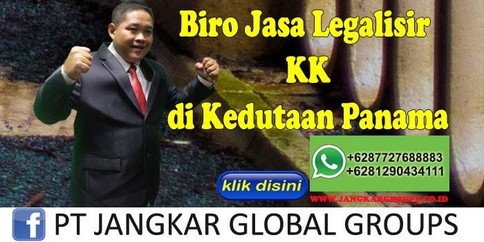 Biro Jasa Legalisir KK di Kedutaan Panama