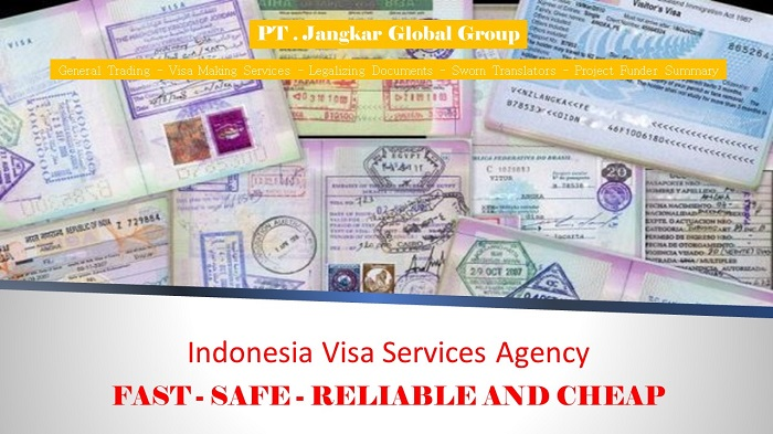 Indonesia Visa Services Agency