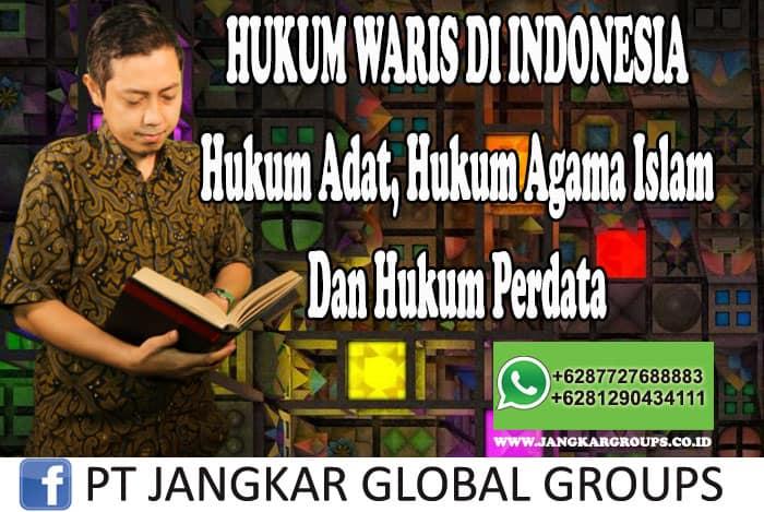 Dr Muhammar Amin Hukum Waris Di Indonesia