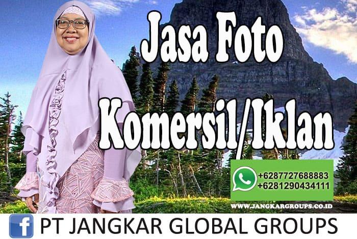 Jasa Foto Komersil Iklan