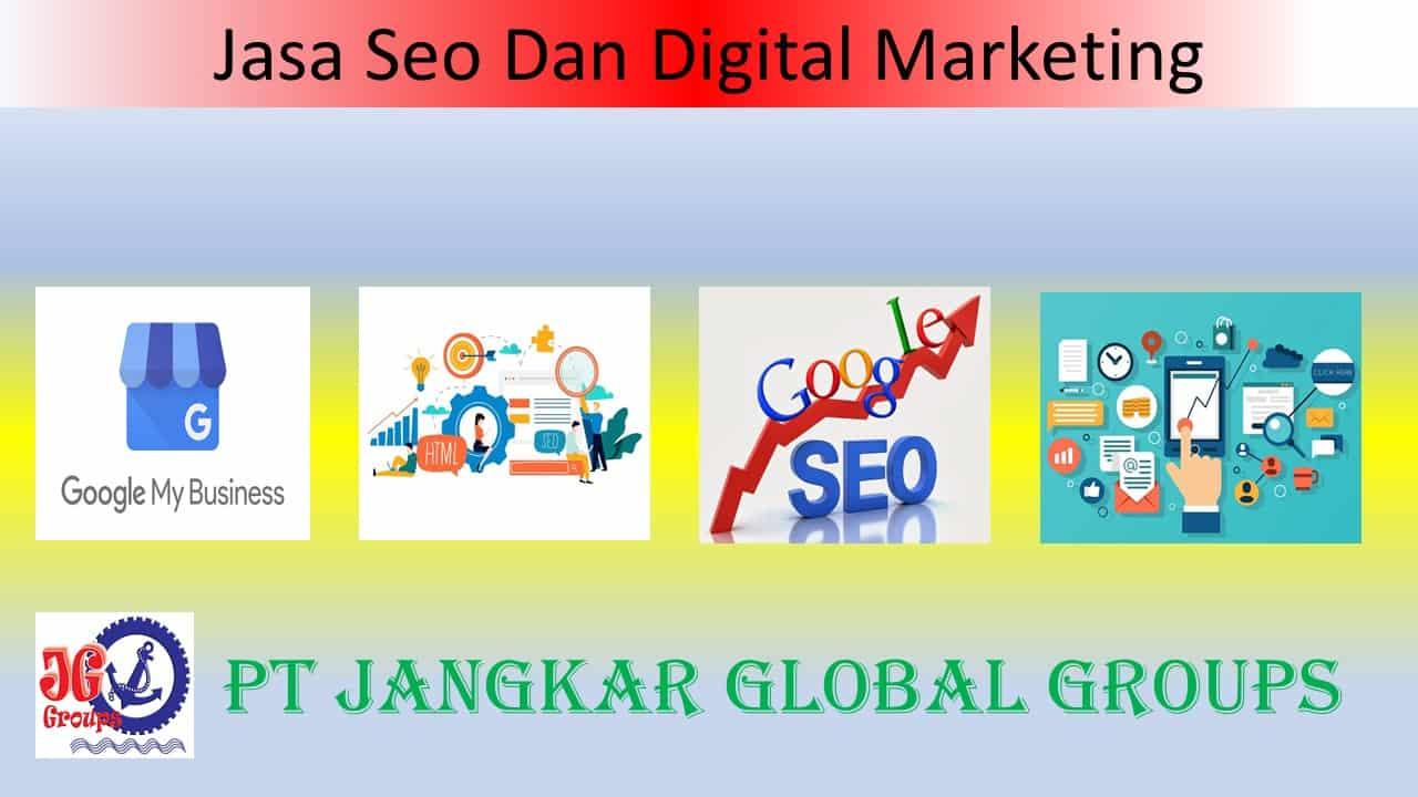 Jasa SEO dan Digital Marketing
