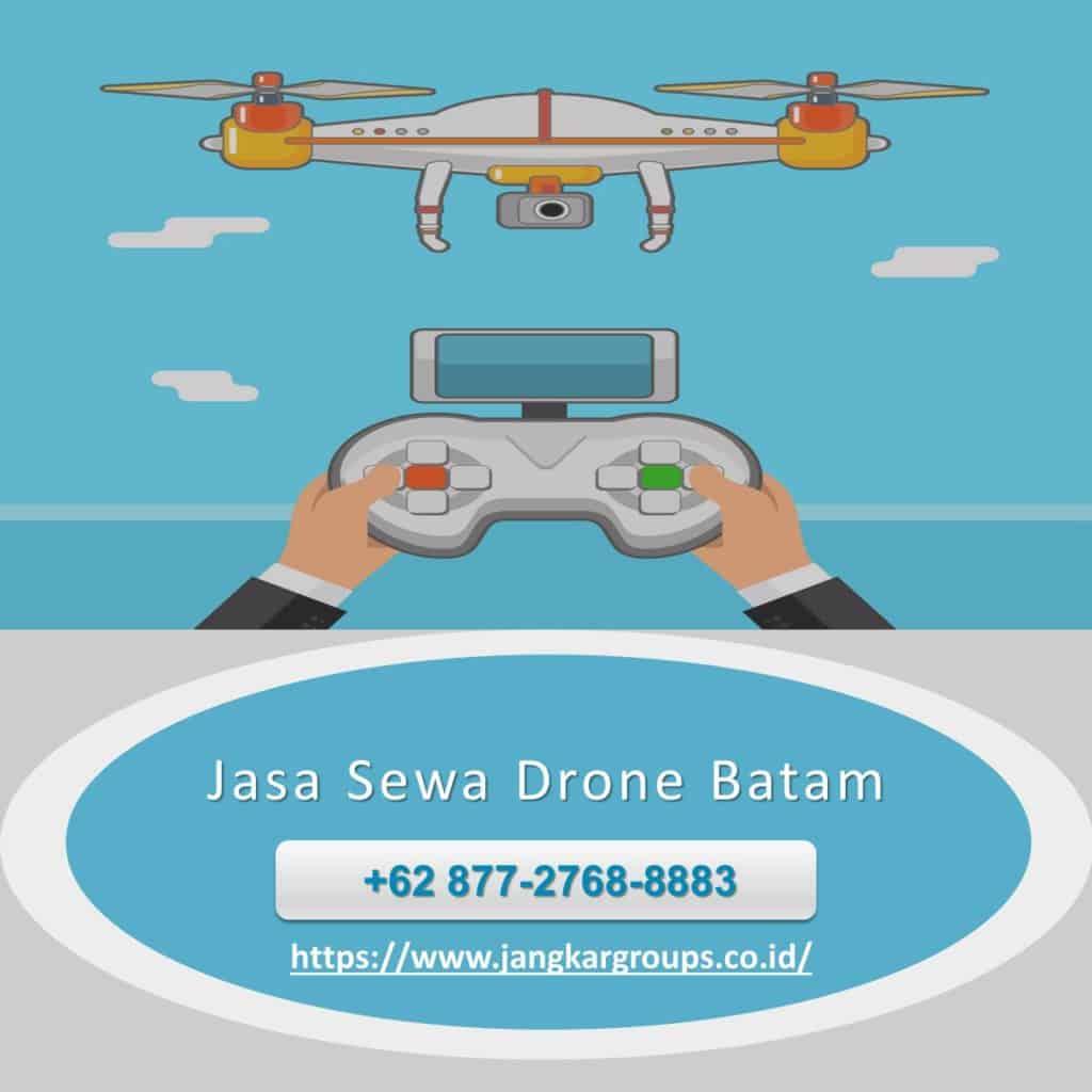 Jasa Sewa Drone Batam