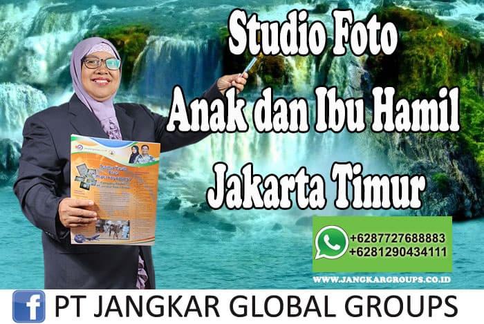 Studio Foto Anak dan Ibu Hamil Jakarta Timur