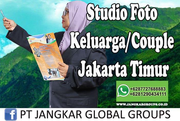 Studio Foto Keluarga Couple Jakarta Timur