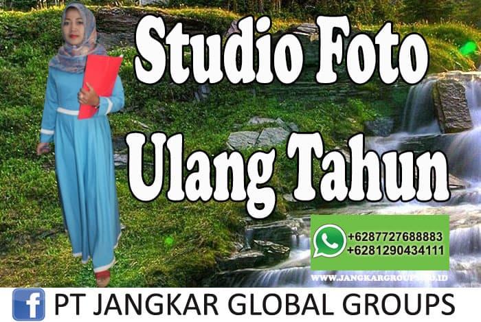 Studio Foto Ulang Tahun