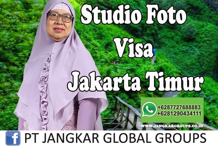 Studio Foto Visa Jakarta Timur