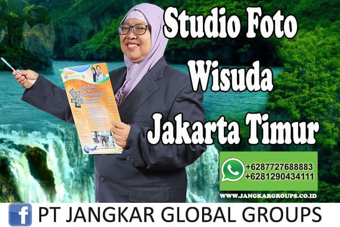 Studio Foto Wisuda Jakarta Timur