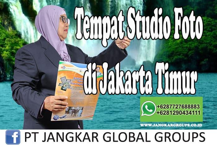 Tempat Studio Foto di Jakarta Timur