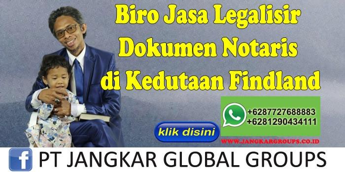Biro Jasa Legalisir Dokumen Kemenkumham di Kedutaan Findland
