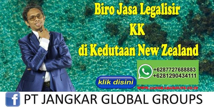 Biro Jasa Legalisir KK di Kedutaan New Zealand