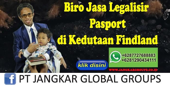 Biro Jasa Legalisir Pasport di Kedutaan Findland