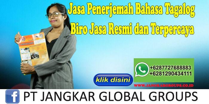 Jasa Penerjemah Bahasa Tagalog Biro Jasa Resmi dan Terpercaya