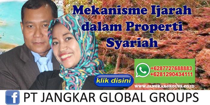 Mekanisme Ijarah dalam Properti Syariah