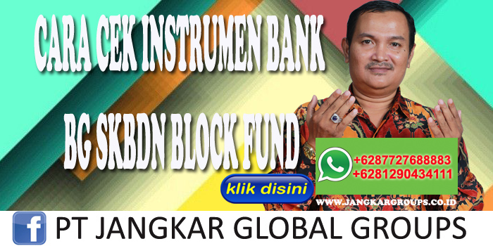 CARA CEK INSTRUMEN BANK BG SKBDN