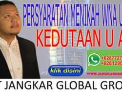 PERSYARATAN MENIKAH WNA UAE DI INDONESIA